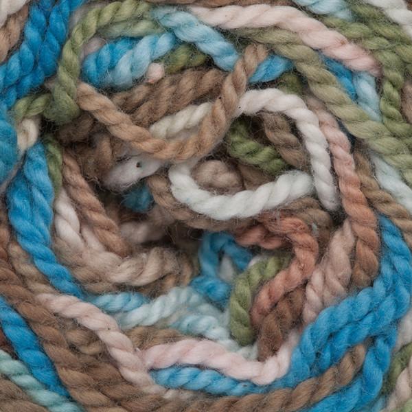 MoYa® Organic Cotton DK Variegated Yarn - Forest