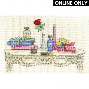DMC® Cross Stitch Kit - Beauty