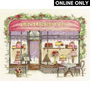 DMC® Counted Cross Stitch Kit - Patisserie