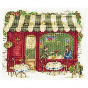 DMC® Counted Cross Stitch Kit - Le Bistro