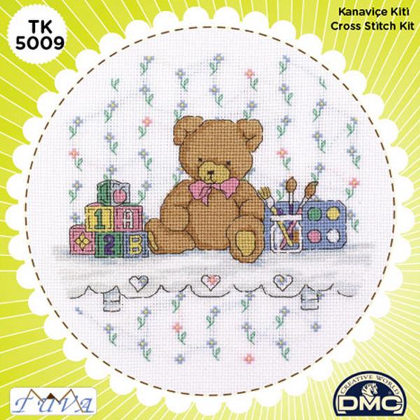 DMC® Counted Cross Stitch Kit - TK5009