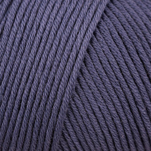 DMC® Natura Just Cotton Yarn - Blue Night (N53)