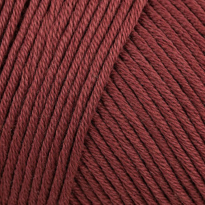 DMC® Natura Just Cotton Yarn - Bourgogne (N34)