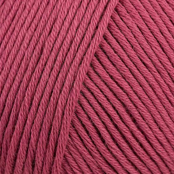 DMC® Natura Just Cotton Yarn - Cerise (N62)