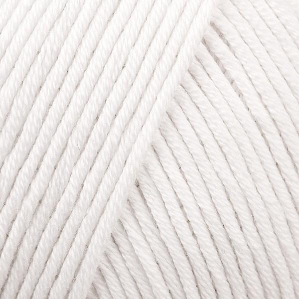 DMC Natura Just Cotton Yarn - Ibiza (N01)