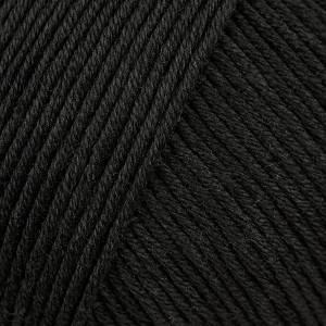 DMC® Natura Just Cotton Yarn - Noir (N11)