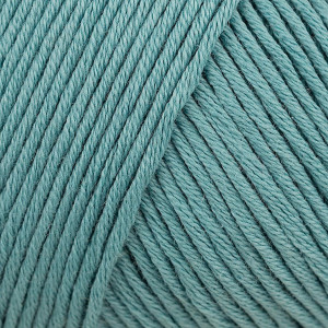 DMC Natura Just Cotton Yarn - Turquoise (N49)