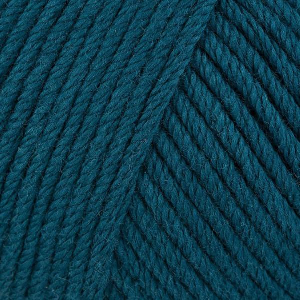 DMC® Natura Just Cotton Medium Yarn - Bleu de Prusse (177)