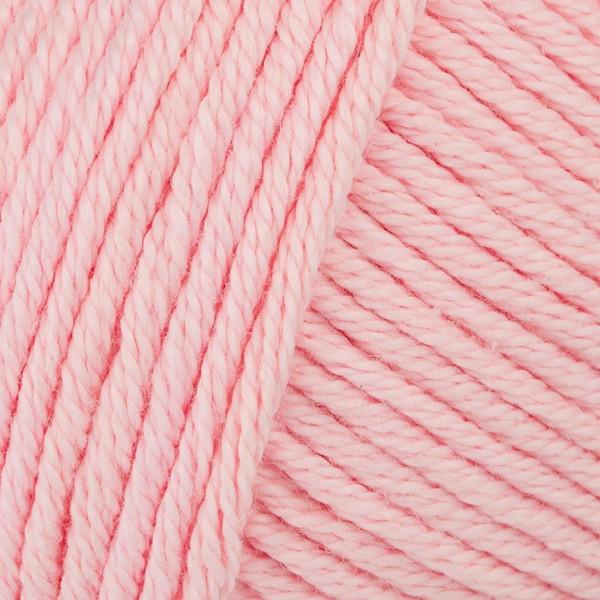 DMC® Natura Just Cotton Medium Yarn - Flamand Rose (44)