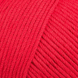 DMC® Natura Just Cotton Medium Yarn - Super Red (55)