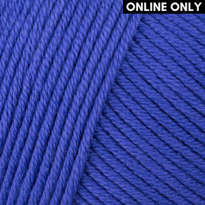 DMC® Natura Just Cotton Medium Yarn - Royal Blue (700)