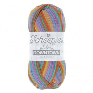 Scheepjes Downtown Sock Yarn - Gallery Central (411)
