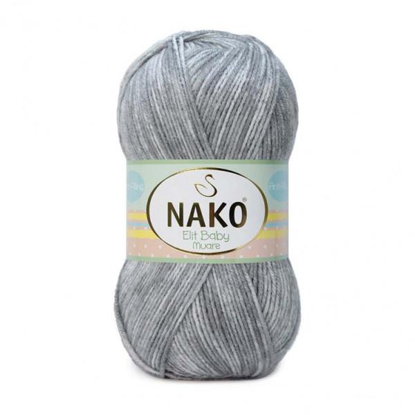 Nako® Elit Baby Muare Anti Pilling Yarn (31701)