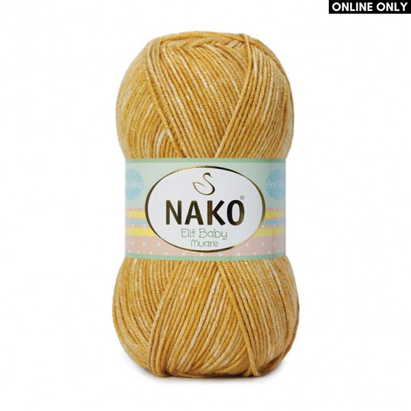 Nako Elit Baby Muare Anti Pilling Yarn (32154)