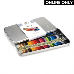 DMC Etoile Embroidery Thread Color Pack (Collectors Tin)