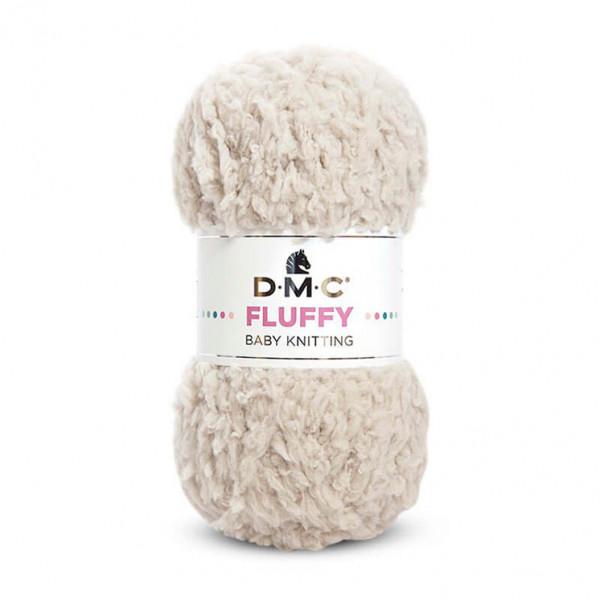 DMC® Fluffy Baby Yarn (642)