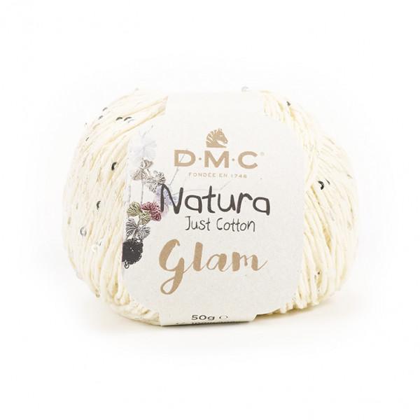 DMC® Natura Just Cotton Glam Yarn (N35)