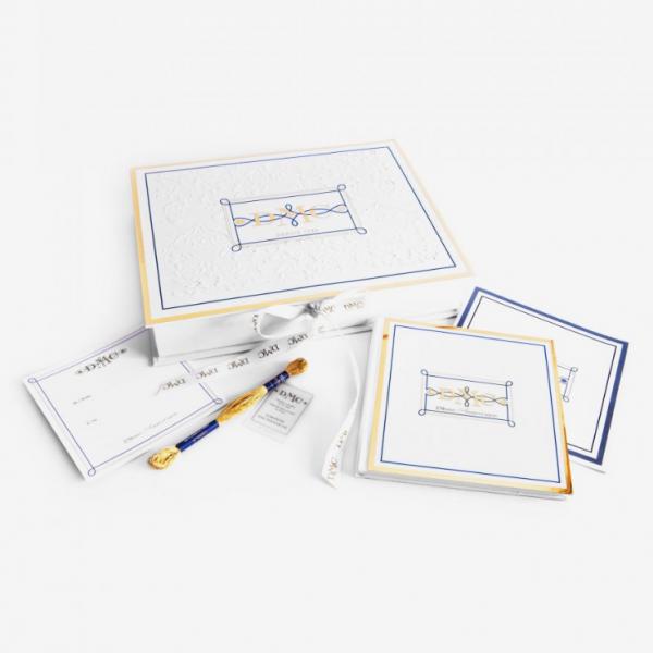 DMC 24 Carat Golden Skein Deluxe Box Set