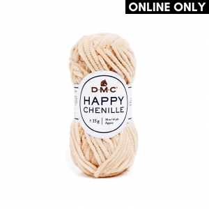 DMC Happy Chenille Amigurumi Yarn - Frothy (10)