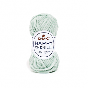 DMC Happy Chenille Amigurumi Yarn - Mermaid (16)
