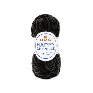 DMC Happy Chenille Amigurumi Yarn - Ink Spot (22)