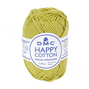 DMC® Happy Cotton Amigurumi Yarn - Wigwam (752)