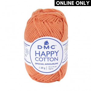 DMC Happy Cotton Amigurumi Yarn - Wigwam (753)