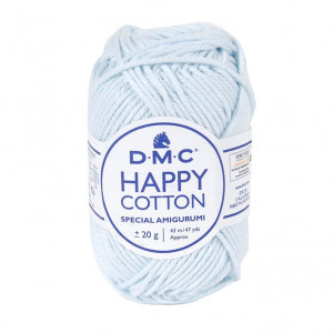DMC Happy Cotton Amigurumi Yarn - Bath Time (765)