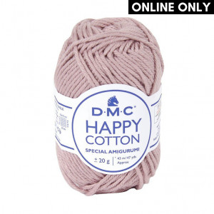 DMC® Happy Cotton Amigurumi Yarn - Sulk (768)