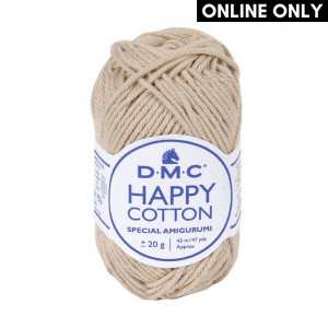 DMC® Happy Cotton Amigurumi Yarn - Sandcastle (773)
