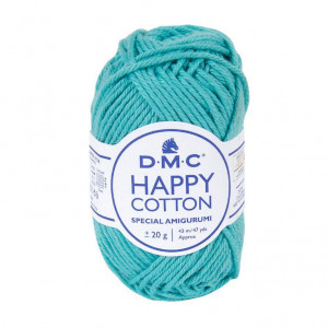DMC® Happy Cotton Amigurumi Yarn - Seaside (784)