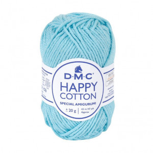 DMC Happy Cotton Amigurumi Yarn - Bubbly (785)