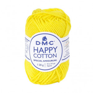DMC® Happy Cotton Amigurumi Yarn - Quack (788)