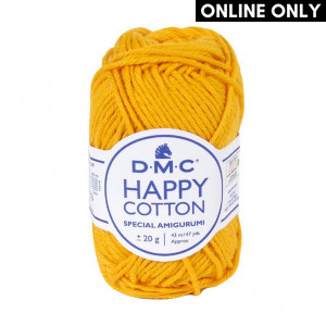 DMC Happy Cotton Amigurumi Yarn - Juicy (792)