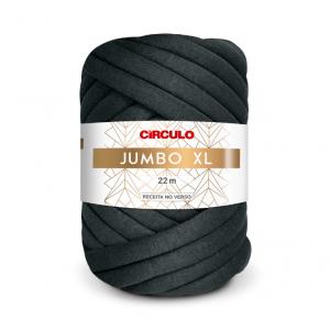 Circulo Jumbo XL Yarn - Cinza Onix (8323)