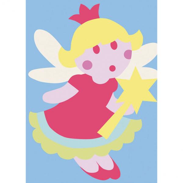 DMC Half Stitch Tapestry Kit - Fairy