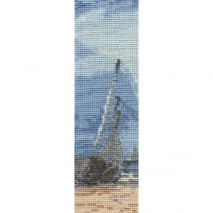 DMC Bookmark Counted Cross Stitch Kit - La Ferté by Bonington