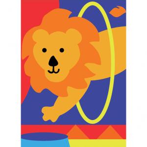 DMC Half Stitch Tapestry Kit - Lion