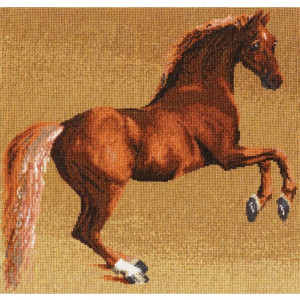 DMC Counted Cross Stitch Kit - Whistlejacket by Stubbs