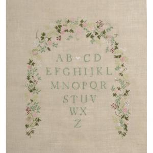 DMC Counted Cross Stitch Kit - ABC