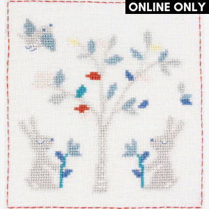 DMC Counted Cross Stitch Kit - A Countryside Date