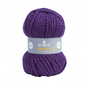DMC Knitty 10 Extra Value Yarn (840)