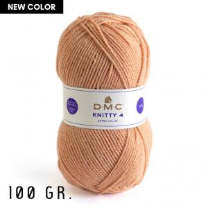 DMC Knitty 4 Extra Value Yarn, 100 gr. (600)