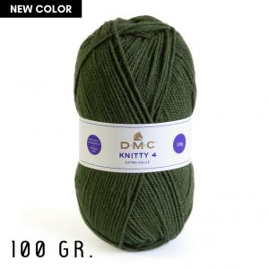 DMC Knitty 4 Extra Value Yarn, 100 gr. (602)