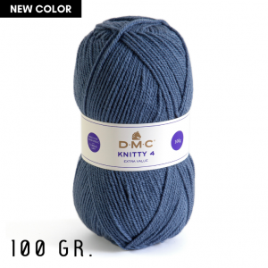 DMC Knitty 4 Extra Value Yarn, 100 gr. (609)