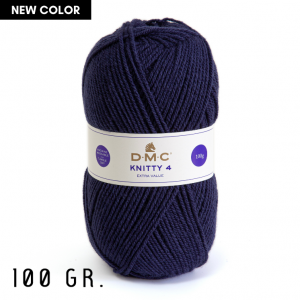 DMC Knitty 4 Extra Value Yarn, 100 gr. (611)