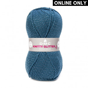 DMC Knitty 4 Glitter Extra Value Yarn (228)