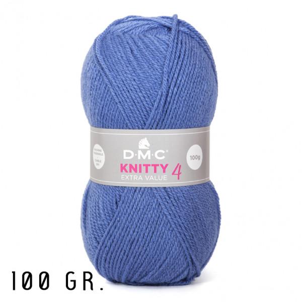 DMC Knitty 4 Extra Value Yarn, 100 gr. (667)