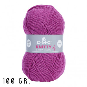 DMC Knitty 4 Extra Value Yarn, 100 gr. (689)