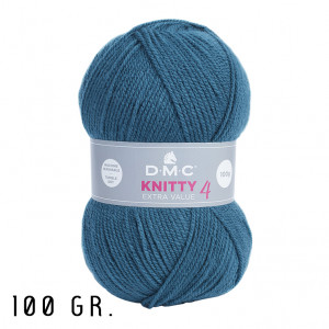 DMC Knitty 4 Extra Value Yarn, 100 gr. (691)